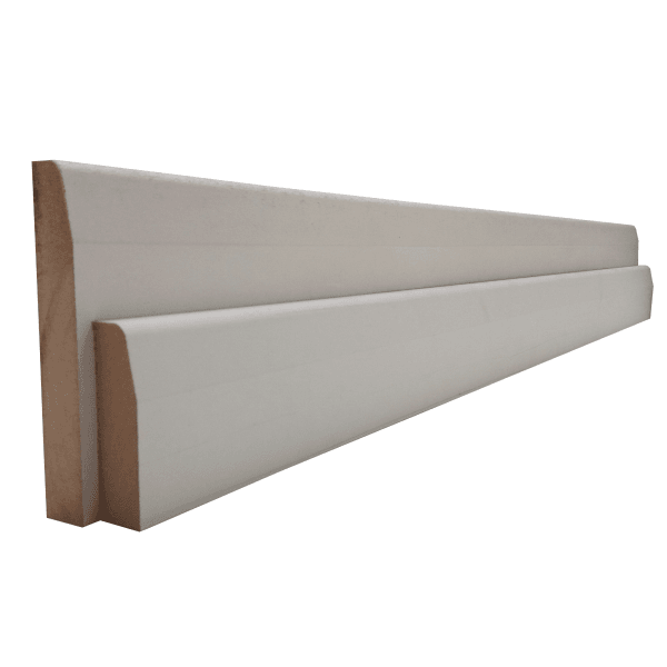 MDF Chamfered Skirting Boards