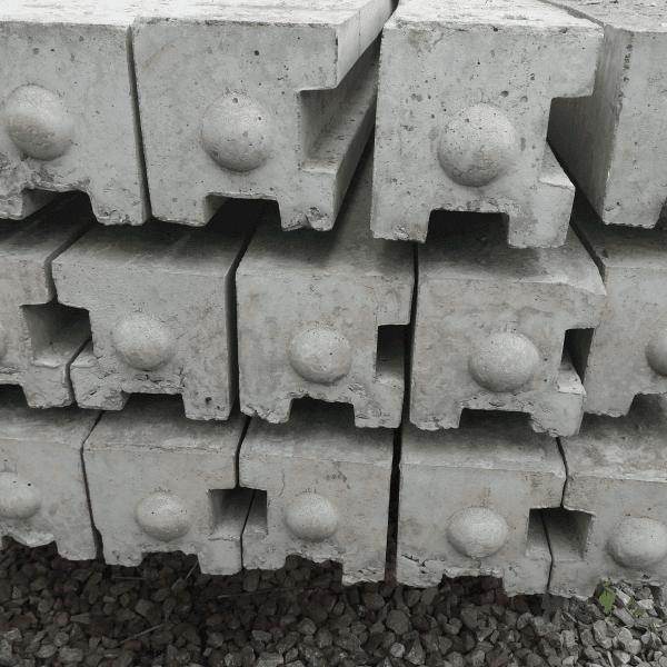 Corner Concrete Post