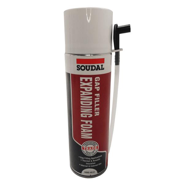 Expanding Foam, Handheld – 500/750ml