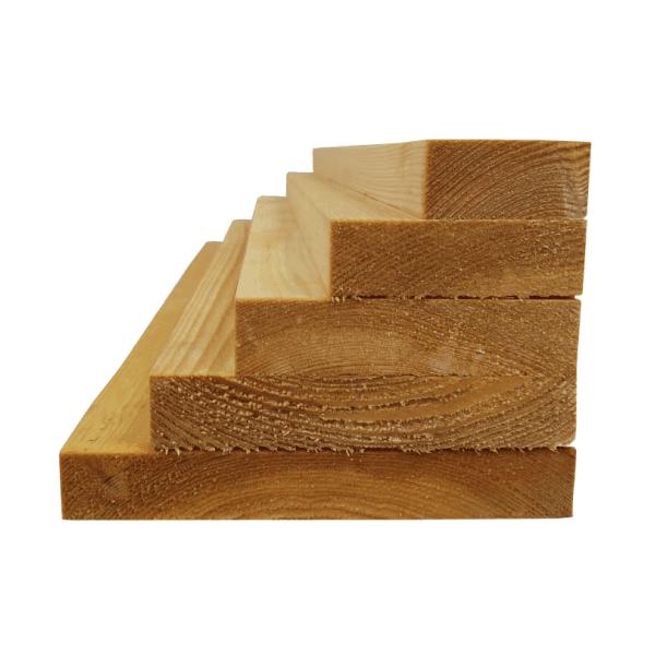 Par Redwood Timber - 25mm